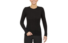 Icebreaker Women's Everyday LS Crewe black